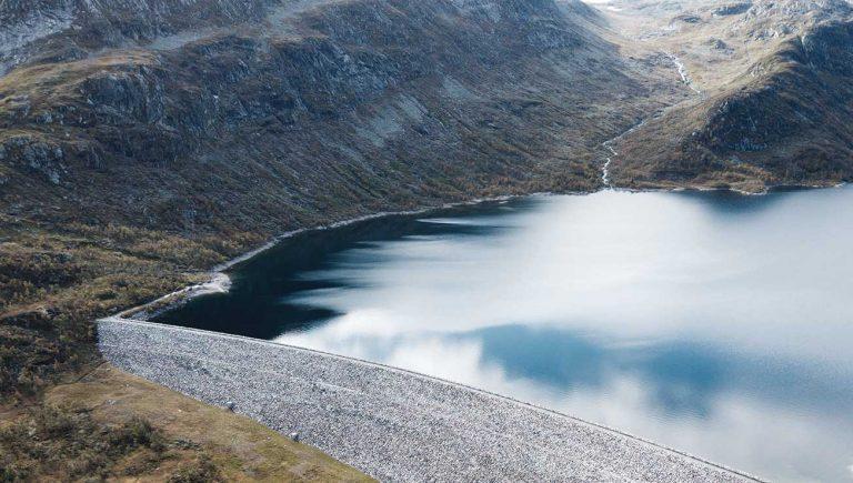 berger Wasserbau Hochwasserrückhaltung